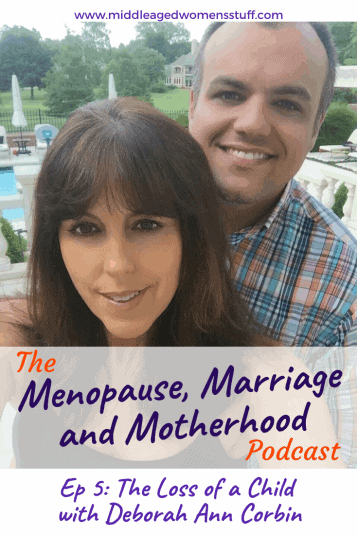 Menopause, Marriage and Motherhood Podcast