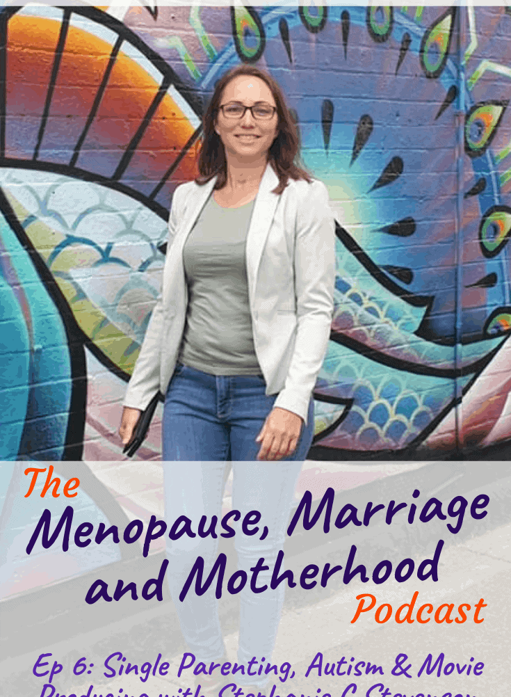 The Menopause, Marriage & Motherhood Podcast